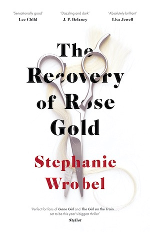 The Recovery of Rose Gold by Stephanie Wrobel front cover