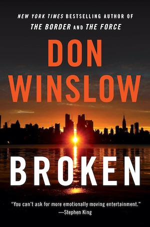 Broken crime novellas by Don Winslow