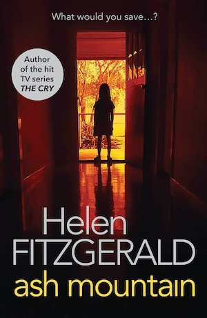 Ash Mountain by Helen Fitzgerald front cover