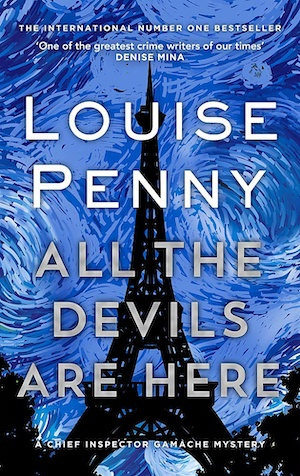 All the Devils are Here Louise Penny Canadian crime fiction