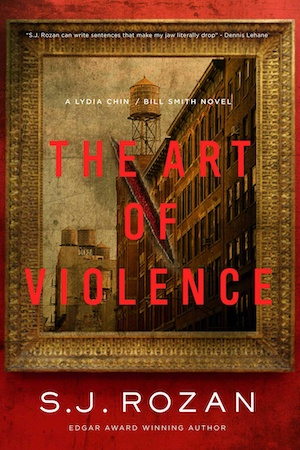 The Art of Violence by SJ Rozan