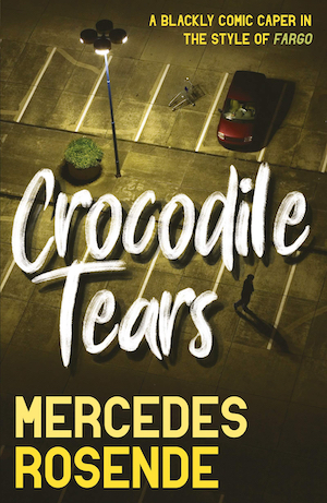 Crocodile Tears by Mercedes Rosende front cover