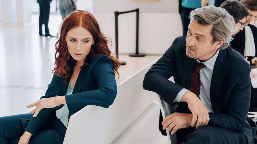 French crime show Spiral season 8