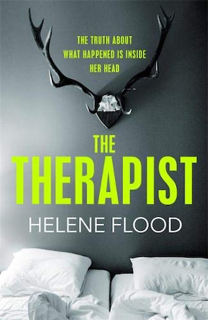 The Therapist by Helene Flood front cover